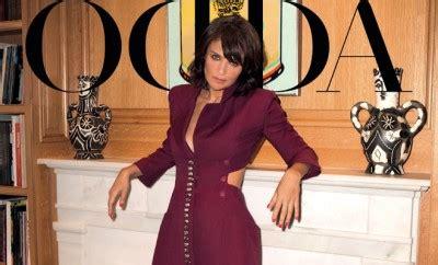 Helena Christensens Fashion Line Coming Soon To Net A Porter by Fashion Magazines