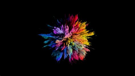wallpaper powder laptop wallpaper color explosion wallskid