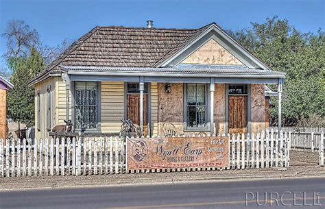 pin by lance whitlow on historic oklahoma mansion and houses pinter wyatt earp s house old west pinterest arizona