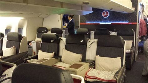 turkish airlines business class review lax ist on tk10