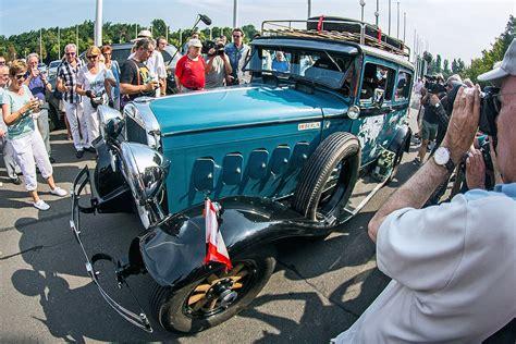 Weltumrundung Auto by Heidi Hetzer Weltumrundung Im Oldtimer Bilder Autobild De