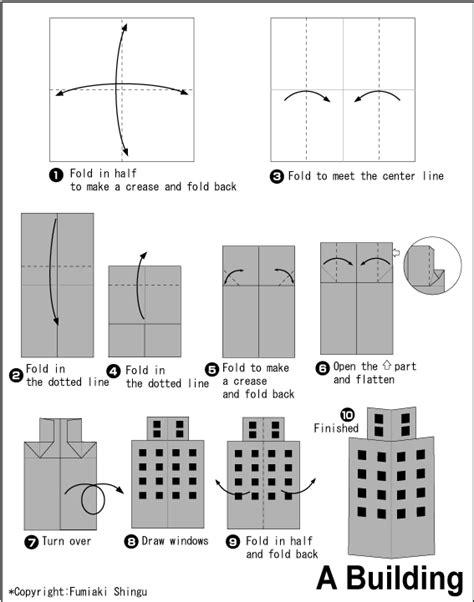 Origami Building - origami building origami origami origami