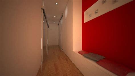 beleuchtung vorzimmer drei schlafzimmer schranksysteme
