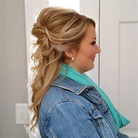 good updo for fat face top 55 flattering hairstyles for round faces for women