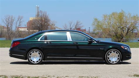 Mercedes S550 Maybach by 2017 Mercedes Maybach S550 Review Less Is More