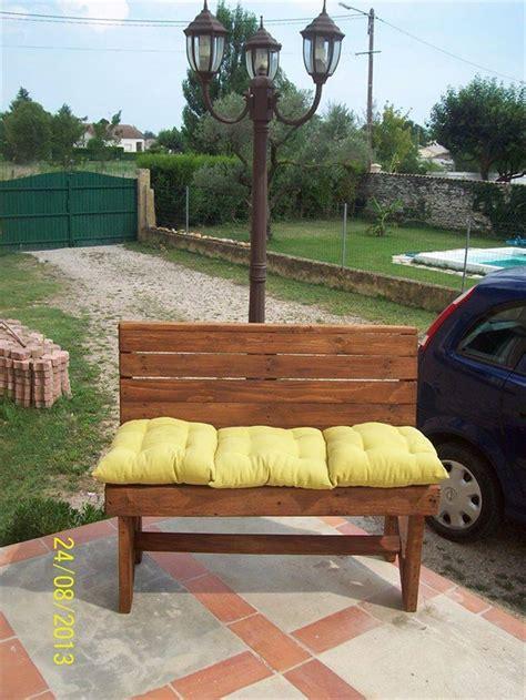 pallet bench instructions diy pallet bench instructions pallet furniture plans