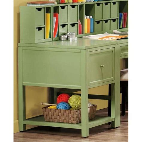 martha stewart living craft space standard file cabinet in