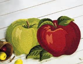 Apple Kitchen Rugs Cyberlog New Apple Decor Accent Throw Collections
