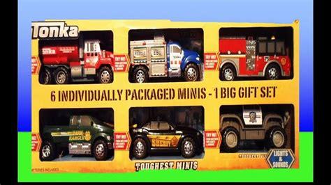 tonka fire truck toy top 6 tonka toys 2013 inc garbage truck ambulance