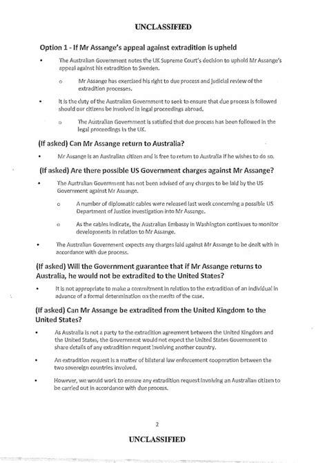 Australian Cabinet Documents