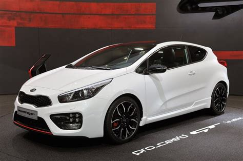 Kia Ceed Canada Kia Cee D Gt And Pro Cee D Gt Are Korean For Hatch