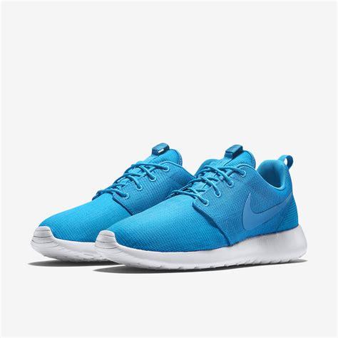 Sepatu Nike Rhose Run Blue jual nike roshe run blue nike snikers bakul sepatu original