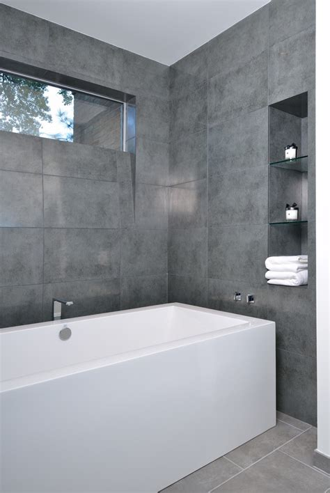 Modern Tile Bathrooms Grey Bathroom Tile Bathroom Contemporary With Bathroom Lighting Bathroom Mirror