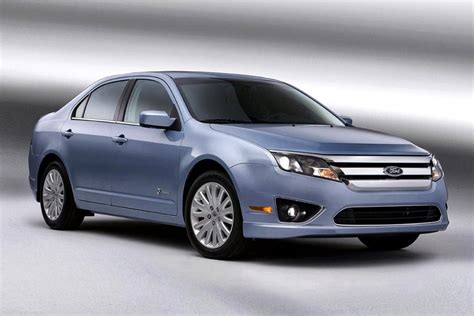 Ford Fusion Hybrid by 2014 Ford Fusion Hybrid Sedan Prices Wallpaper Specs