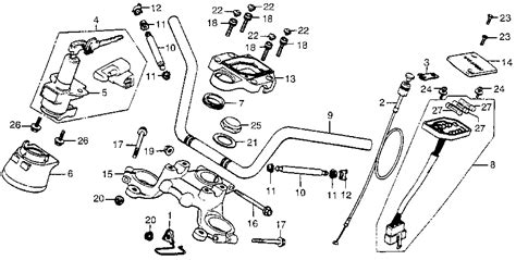 s s 388 carb diagram replace choke cable cx 650 custom