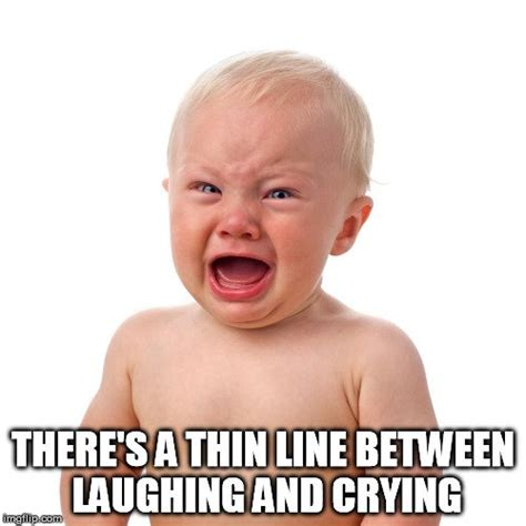 Hysterical Laughing Meme - baby girl crying meme adanih com