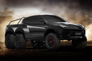 this is what an urus would look like if lamborghini gave