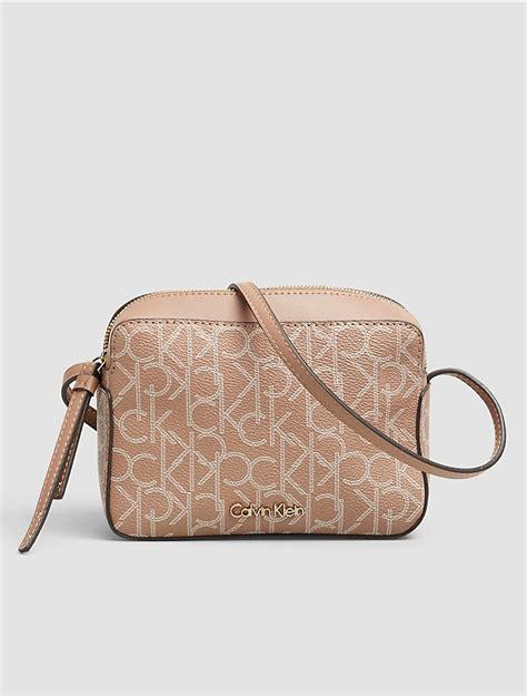 Bag Ck Holy 2 calvin klein womens mono crossbody bag ebay