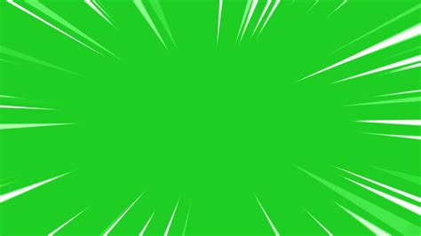 anime zoom greenscreen youtube