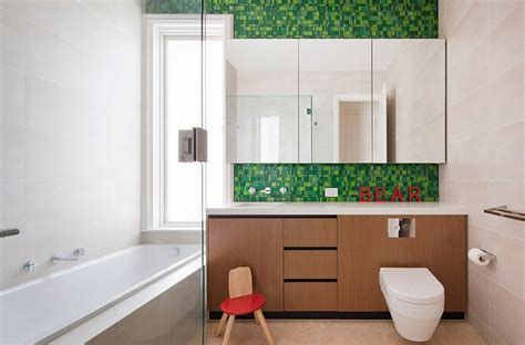 red and green bathroom 20 refreshing bathrooms with a splash of green