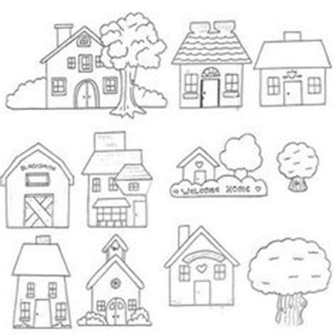 pueblo de casitas mandalas infantiles para colorear para pueblo de casitas mandalas infantiles para colorear para