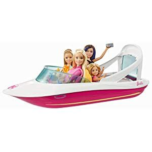 barbie boat with puppies barbie dolphin magic ocean view boat dolls canada
