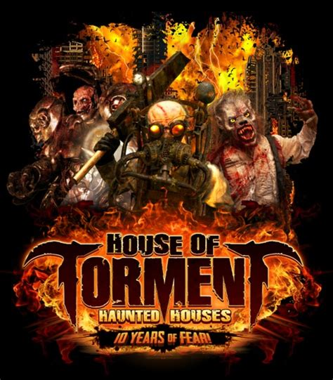 house of torment haunted house house haunting house of torment horrorsnotdead com a favorite horror movie blog