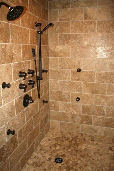 How To Clean Travertine Shower by Travertine Tile Shower Yelp