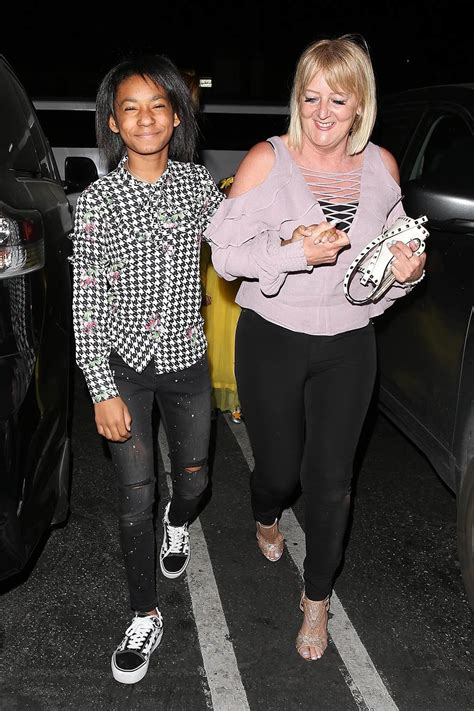 Mel B Throws A  Ee  Birthday Ee   Bash For Daughter Angel Sandra Rose