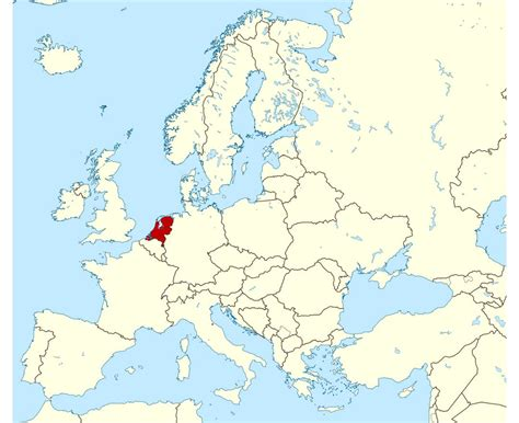 netherlands map in europe maps of netherlands detailed map of netherlands