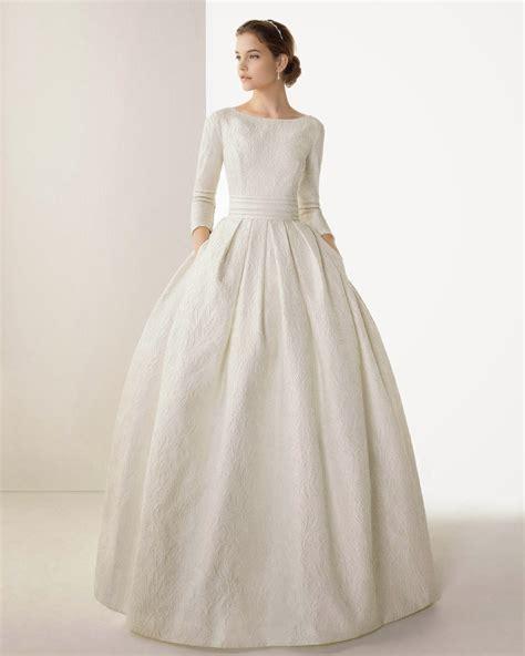 long sleeve wedding dresses fashionip