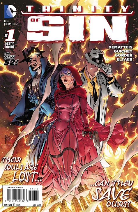 trinity hc vol 1 trinity of sin vol 1 1 dc database fandom powered by wikia