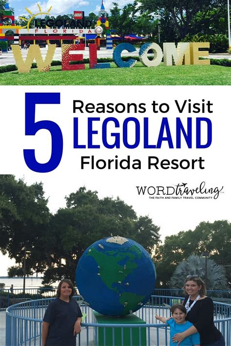 7 Reasons To Go On Vacation To Florida 5 reasons to visit legoland florida resort word traveling