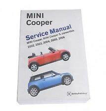 online service manuals 2003 mini cooper on board diagnostic system mini cooper repair manual ebay