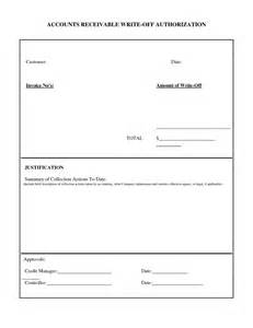 accounts receivable forms templates best photos of authorization for expenditure form