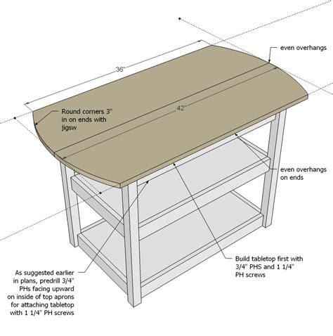Drop Leaf Table Plans Drop Leaf Storage Table Woodworking Plans Woodshop Plans