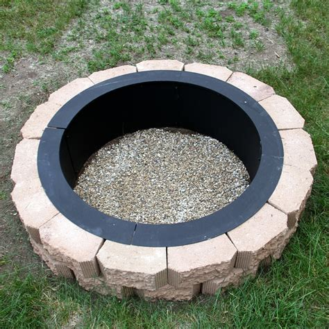 diy pit screen sunnydaze heavy duty pit diy in ground pit sizes
