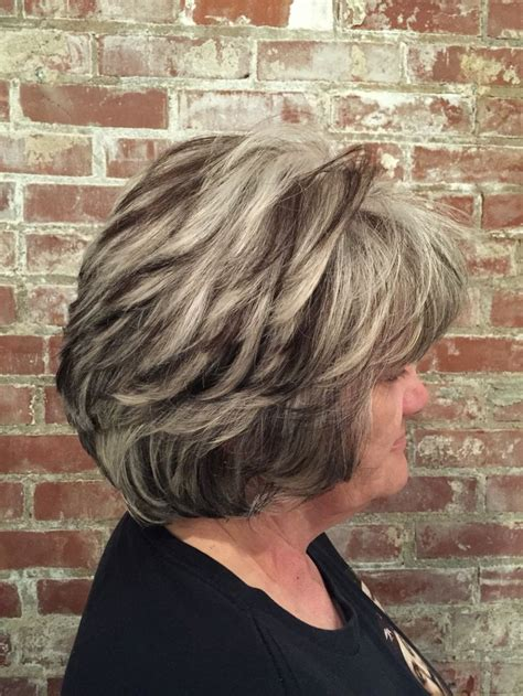 putting lowlights in gray hair 17 best images about my journey to gray on pinterest