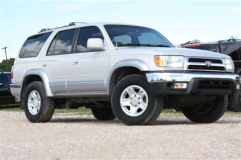 how to sell used cars 1999 toyota 4runner free book repair manuals sell used 1999 toyota 4runner limited sport utility 4 door 3 4l in colorado springs colorado