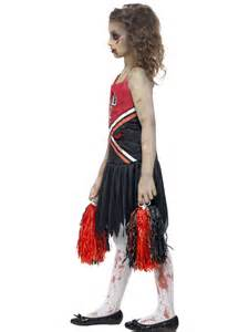 Zombie Cheerleader Costume Child Zombie Cheerleader Costume 43023 Fancy Dress Ball