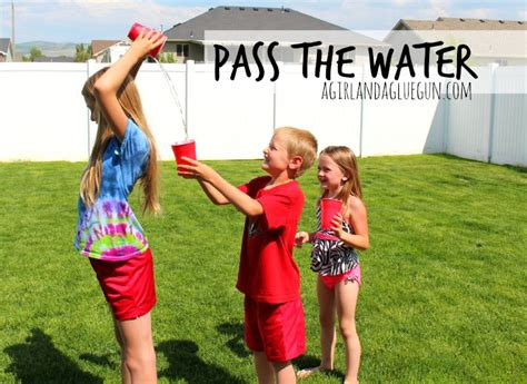 summer backyard games outdoor games to play in summer keep those kids active a girl and a glue gun