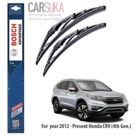 Wiper Kia Carens Bosch Advantage Size 24 16 bosch advantages wiper blade set for honda cr v 4th