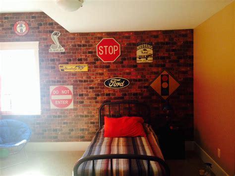 große schuppen dekor garage vintage