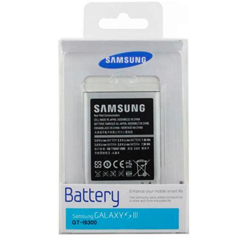 Battery Original Samsung S3 accessories samsung galaxy s3 i9300 battery