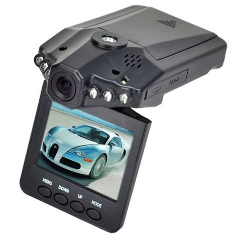 hd dvr car brand new 2 5 quot lcd hd 720p car led ir vehicle dvr dashcam