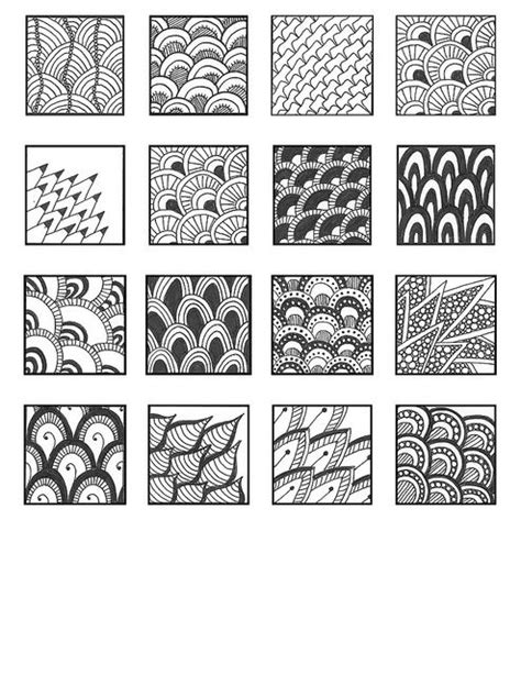 zentangle pattern sson 1000 images about zentangle and mandalas on pinterest
