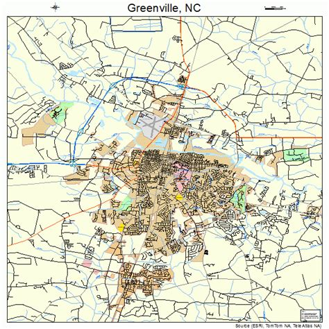 map of greenville carolina greenville nc pictures posters news and on your