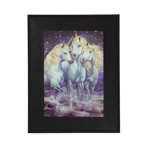 unicorn lenticular 3d picture animal poster painting home unicorn lenticular 3d picture animal poster painting home