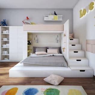 camas dobles infantiles #1: fotos-de-quartos-de-crianca-minimalista-por-da-design.jpg