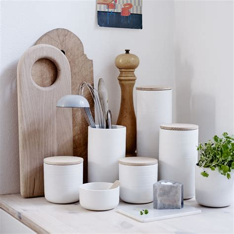 keramik k chen kanister sets soft board set by skagerak in the shop